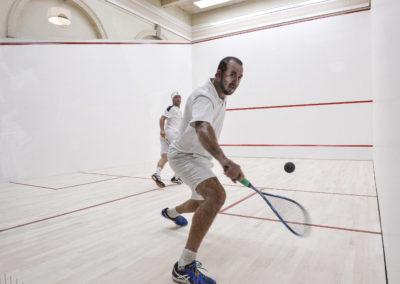 Racquest Club of Philadelphia event, Philadelphia, Sept. 12, 2016.